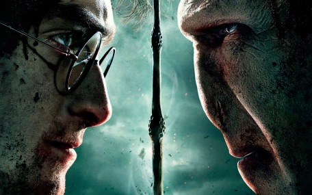 Image result for harry defeating voldemort